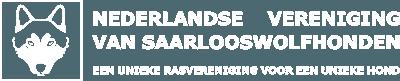 Nederlandse Vereniging van Saarlooswolfhonden Logo